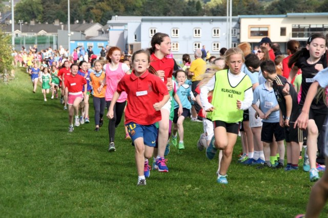 Donegal Schools Cross Country 24