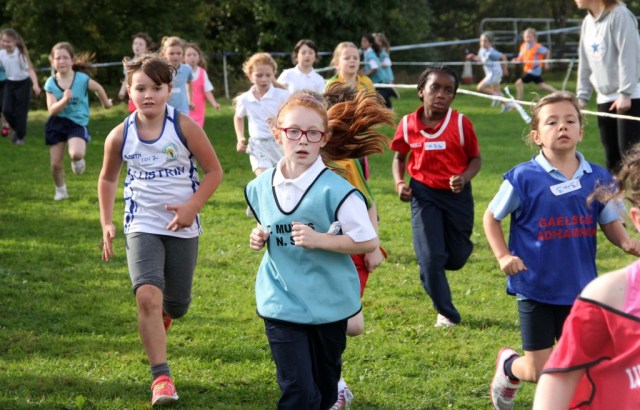 Donegal Schools Cross Country 30
