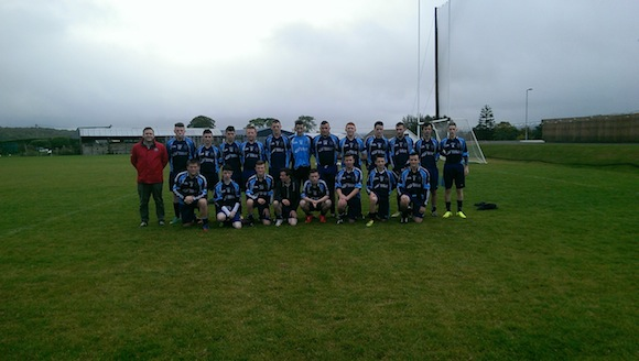 The Colaiste Ailigh team