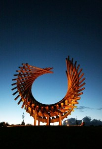 Letterkenny's Polestar is to turn gold in aid of cancer research.