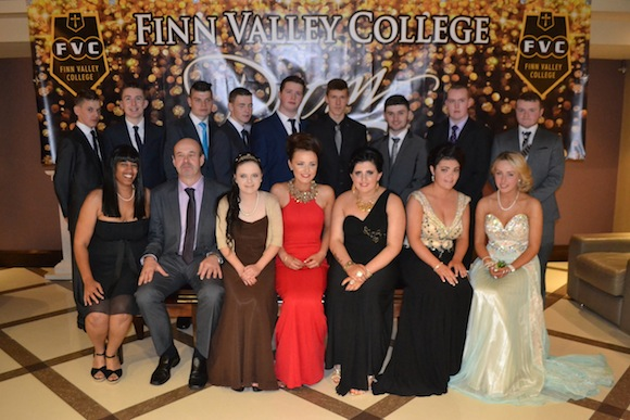 Binchy class group with their class teacher Mr O Donnell and SNA Nicole Sihera