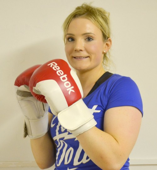 Boxing for Glenswilly Sharon Brown