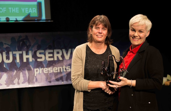 DYS Youth Project Volunteer of the Year