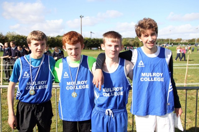 Donegal Secondary Schools Cross Country at Finn Valley 8
