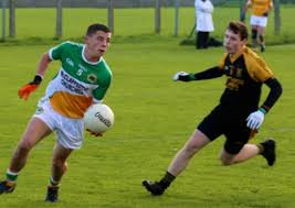 Oisin Crawford was the unlikely hero for Glenswilly, as they defeated Naomh Conaill to advance to the Donegal SFC final.
