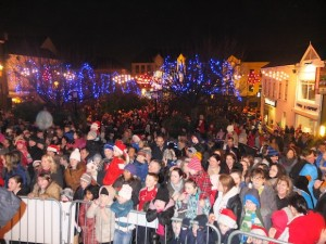 There is a real buzz in Letterkenny due in no small part to the Christmas markets
