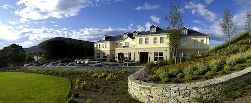 Ballyliffen Lodge and Spa.