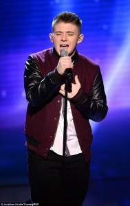 X Factor star Nicky McDonald is coming to Donegal.