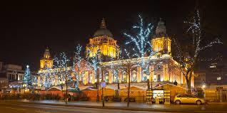 Belfast City Christmas Markets.