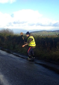 Chris Gallagher aiming for one straight down the road
