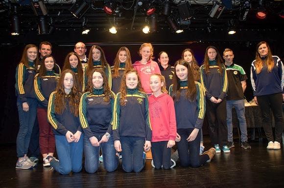 Glenswilly Girls Under 15 Team