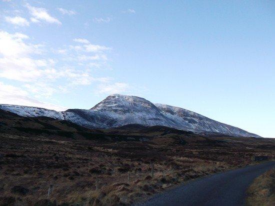 Muckish Mountain Distant