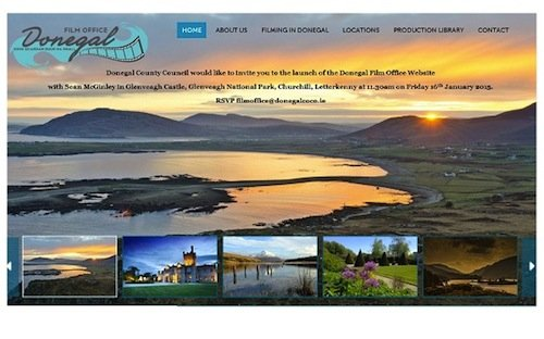 film office website invite
