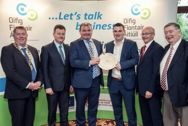 BUSINESS: BUNCRANA MAN CROWNED DONEGAL'S BEST YOUNG ENTREPRENEUR