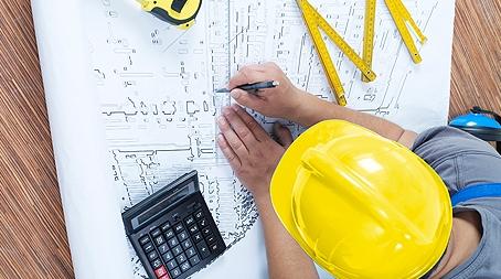 Quantity-Surveyor-at-work