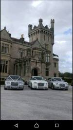 McLaughlin Wedding Car Hire