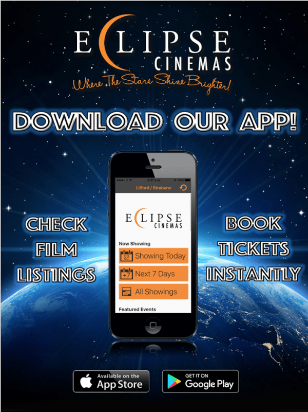 Eclipse Cinemas App