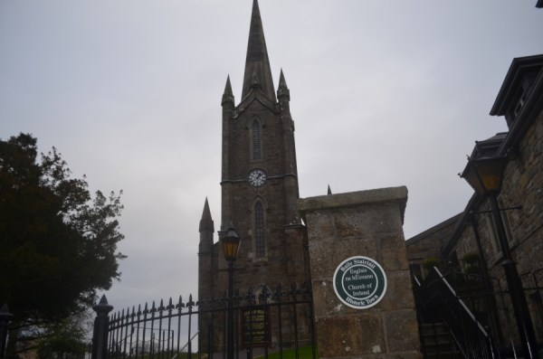 Donegal Parish Church to reopen following devastating ...