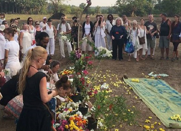 Emotional vigil held in India in memory of Danielle McLaughlin