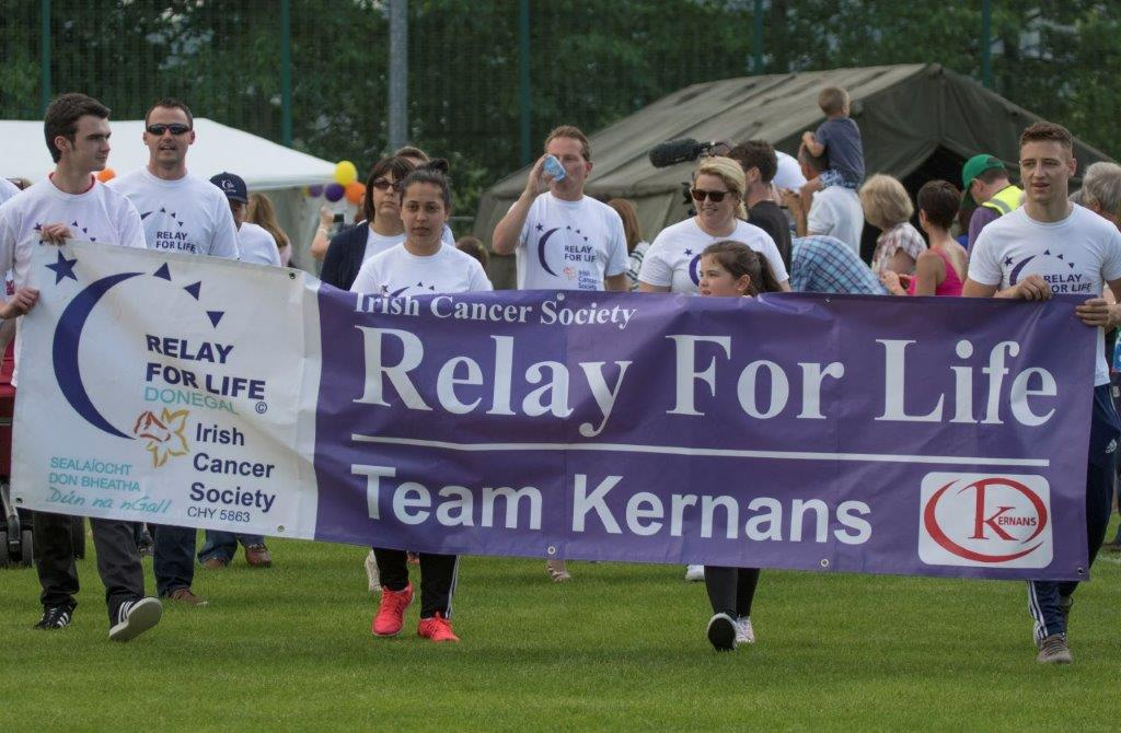 Relay for Life a huge success once again – Picture Special – Donegal