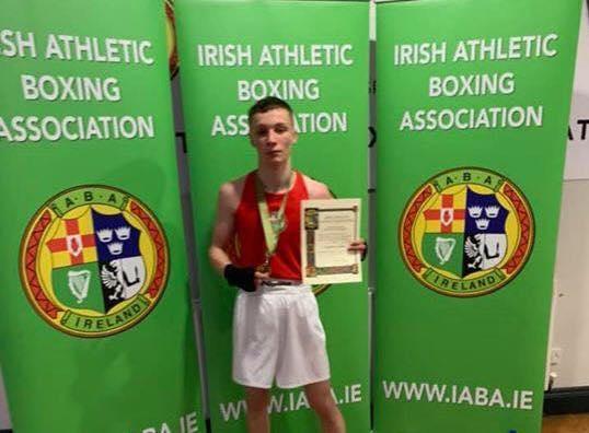 Dunfanaghy delight as Bernie McDonagh wins third Irish title