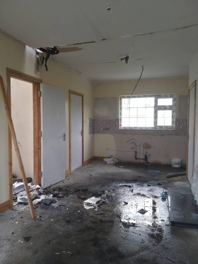 Donegal family heartbroken after second arson attack on
