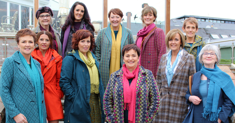 Fashion show raises €4,000 for cancer charities – Donegal Daily