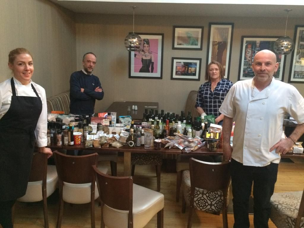 Local chefs cook up amazing plan to help the elderly – Donegal Daily