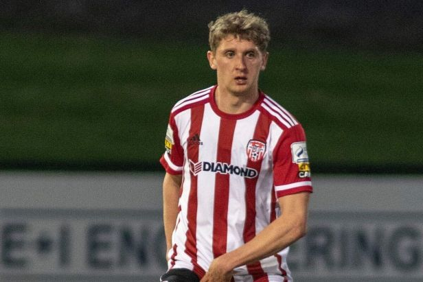 Declan Devine tips Ronan Boyce for 'brilliant future' at Derry City –  Donegal Daily