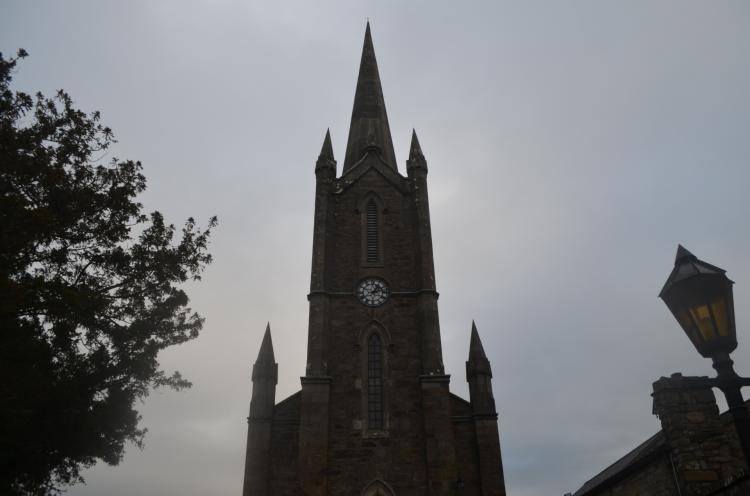 Donegal Church damaged in Christmas Day lightning strike ...