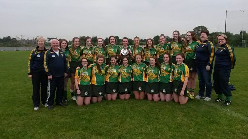 Donegal camogie under-15 - Copy