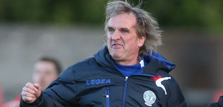 Listen: Ollie Horgan vows that Finn Harps will 'keep fighting' while they have a chance