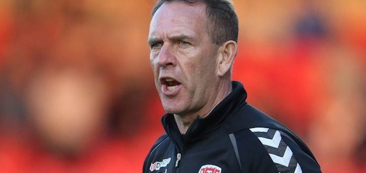 """""""There is no way Finn Harps will go down"""" – Kenny Shiels"""