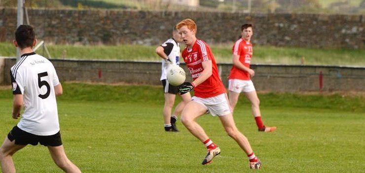 Naomh Colmcille come through score confusion to win at Na Rossa