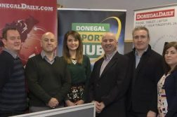 Donegal Daily Donegal Sport Hub launch