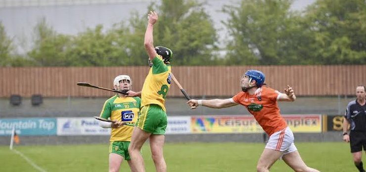 Details confirmed for Tyrone v Donegal Nicky Rackard Cup clash