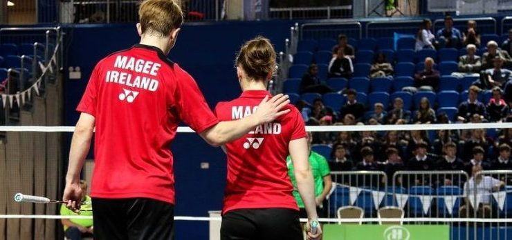 World number ones prove too strong for Magees in Denmark