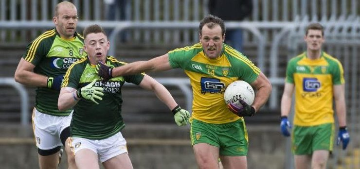 Donegal v Antrim: Five talking points from Ballybofey