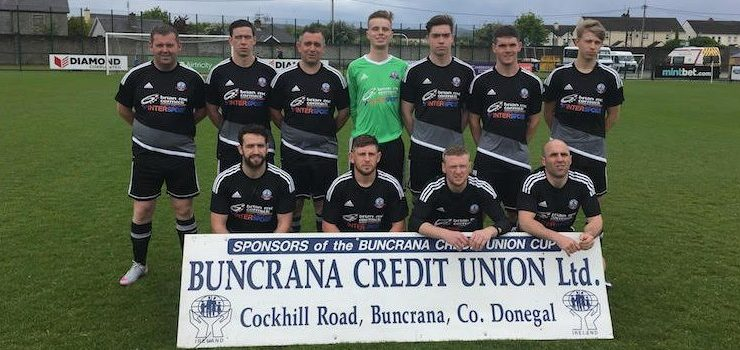Listen: Stephen Parkhouse on what winning the Credit Union Cup means to Buncrana Hearts