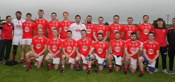 Flying first half gives Naomh Colmcille win over Urris to stretch the lead