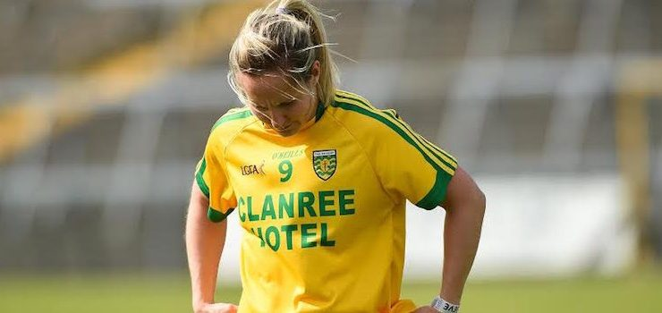 Michael Naughton and Donegal ladies suffer defeat on 'an off day'