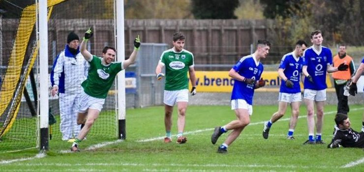 Mulligan magic means Gaoth Dobhair retain County Under-21 Championship