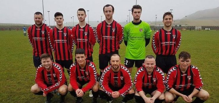Fanad overcome champions Cockhill to tighten USL title race