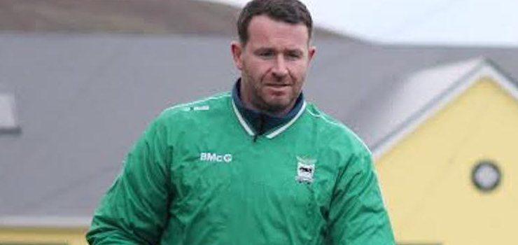 Sean MacCumhaills appoint new senior football boss for 2018