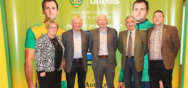 Listen: Declan Bonner on the challenge with Donegal in 2018
