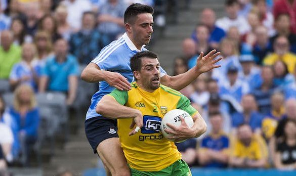 Listen: Paddy McGrath says belief in Donegal's new crop made return easy