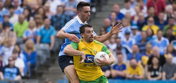 Donegal assess Paddy McGrath injury ahead of trip to Roscommon