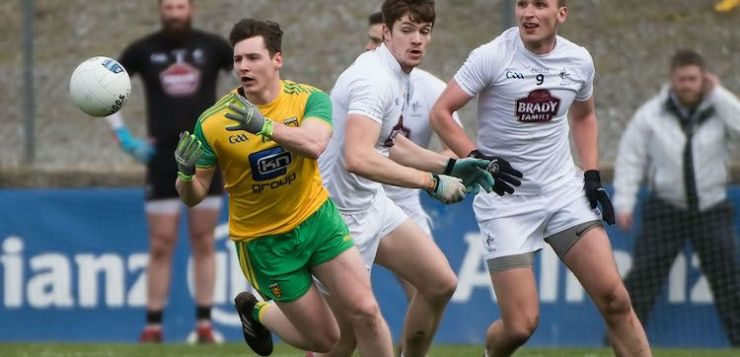 Dominant Donegal see off Kildare to seal Division 1 return