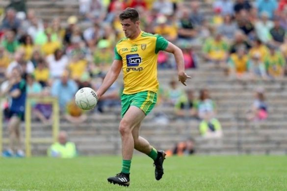 Listen: 'It's mad' – Daire Ó Baoill on the fight for a Donegal place