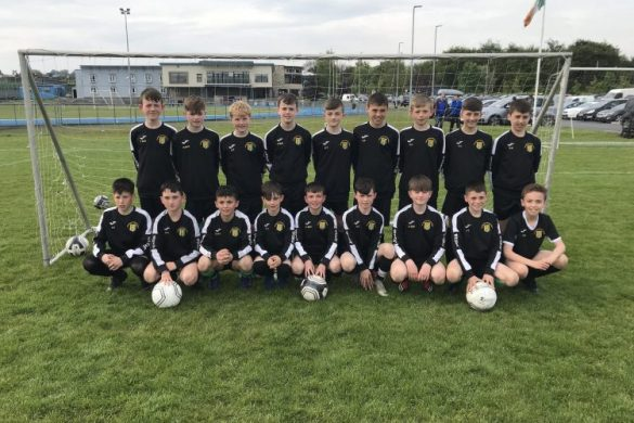 Listen: Donegal Schoolboys' Jonnie McGroarty before U12 Inter-League Final against Cork